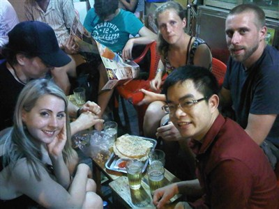 Hanoi among the best street food cities in Asia